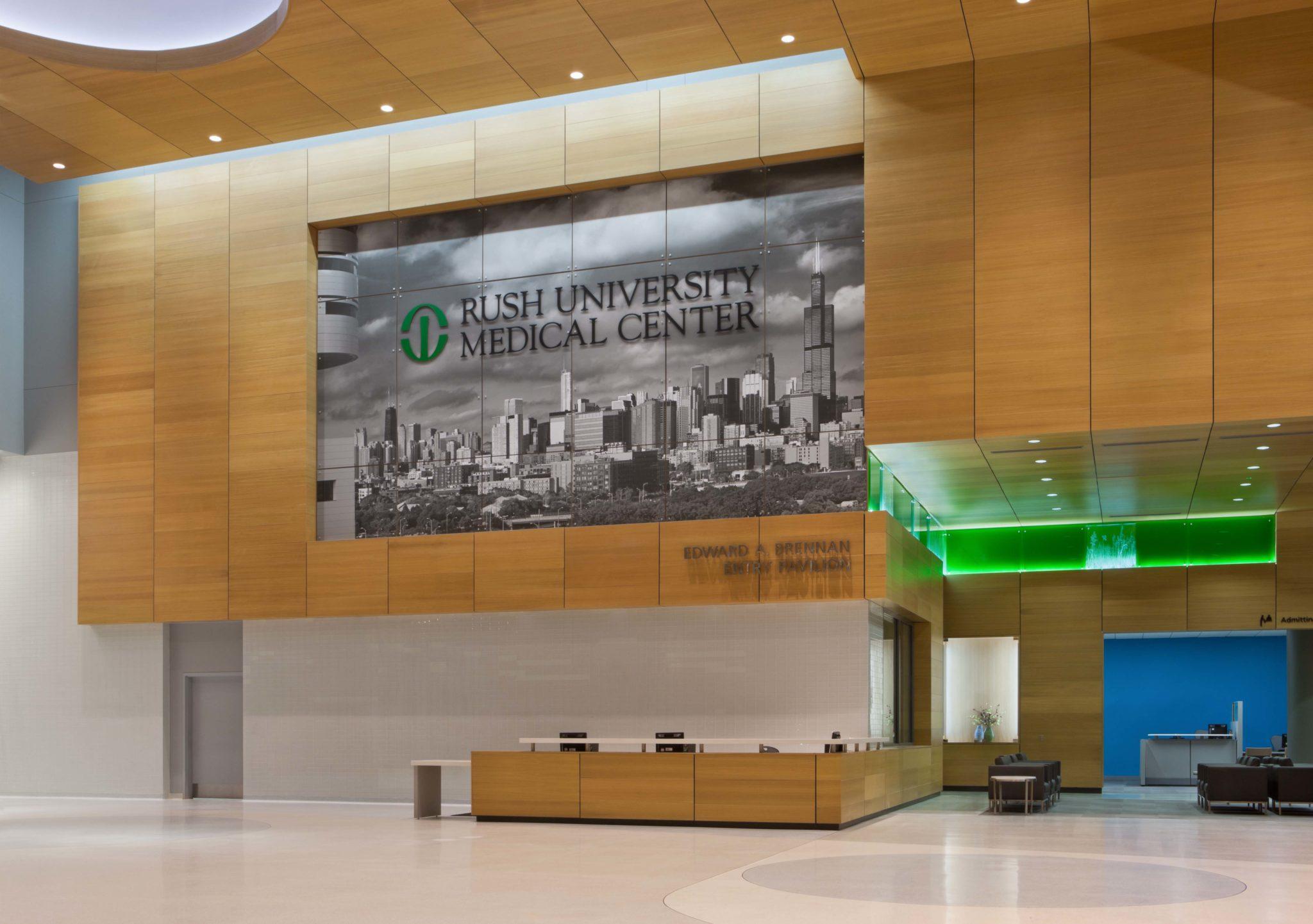 Rush University Medical Center – H  Marion