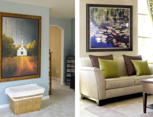 Art & Framing for Residential Applications